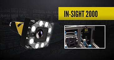 Sensori di visione In-Sight